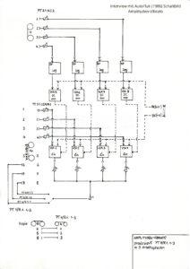 Interview mit AutoFluk - Schaltbild Amplituden-Vibrato